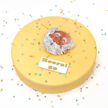 taart sturen Wil je een originele taart sturen naar de nieuwe Abraham bestel  taart sturen