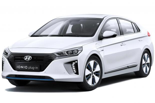 hybride auto occasion