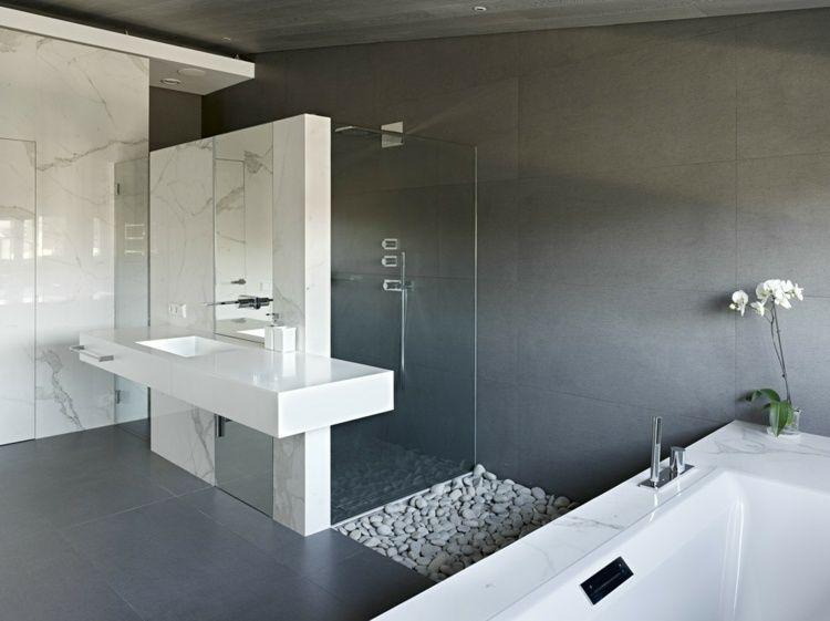 Trennwand Badewanne Dusche Trennwand Badewanne Dusche Marmor