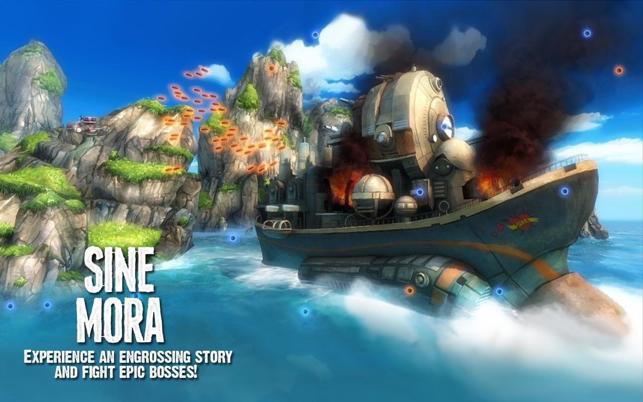 Download Sine Mora V1.22 Game Pesawat Tempur Seru Android ...