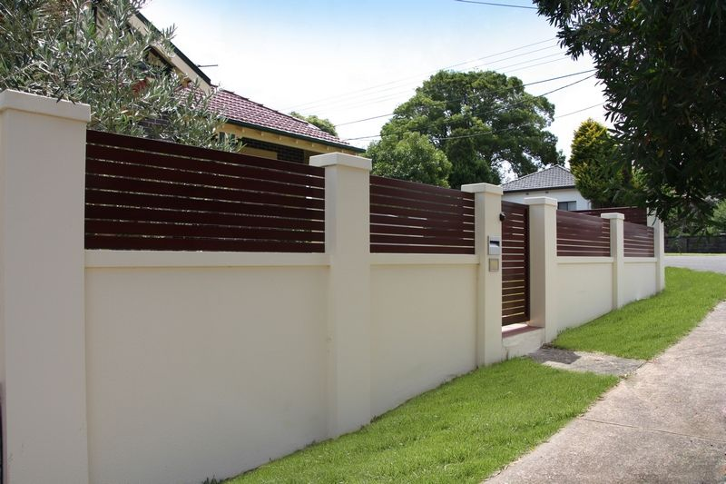 another wall idea - Wall Fencing Designs