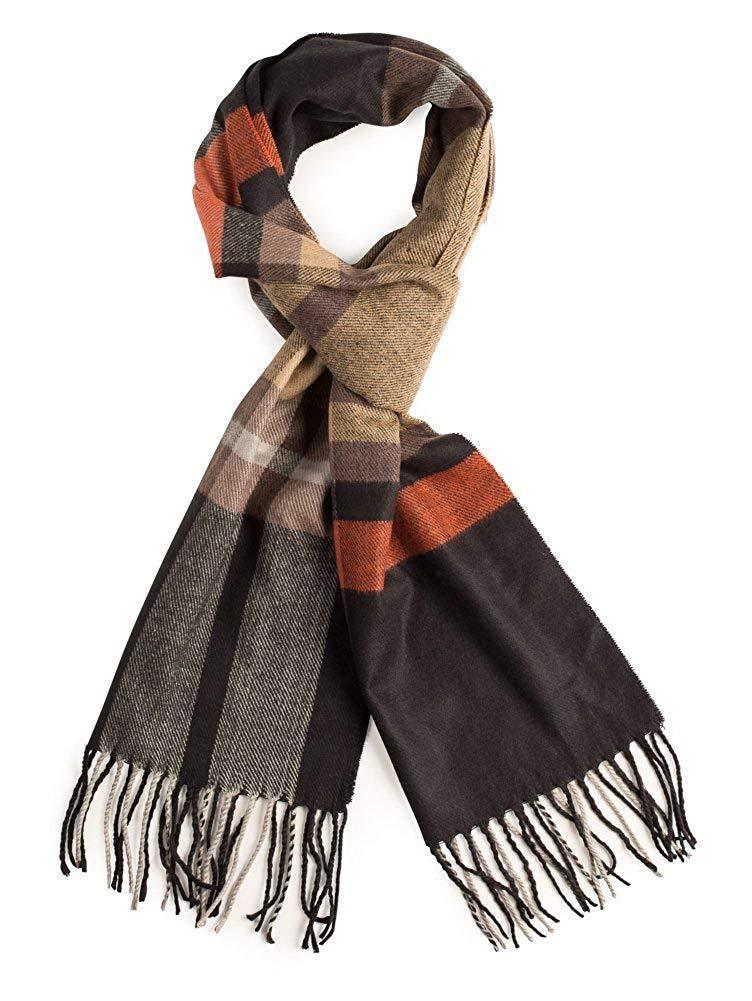 Luxury large super soft feel cashmere shawl scarf