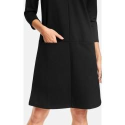 Photo of Flared jersey kjole svart Gerry Weber
