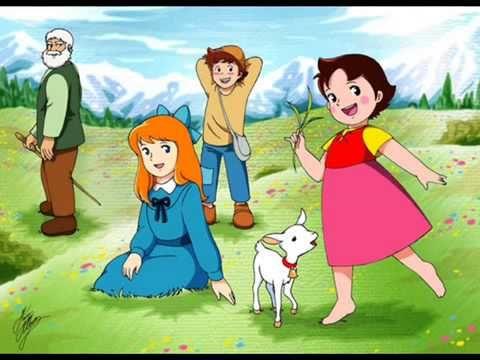 Heidi En La Montana Pelicula Completa Youtube Fondo De Pantalla De Dibujos Animados Dibujos Animados Caricaturas Viejas