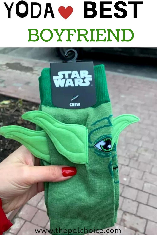 Baby Yoda Socks Meme Socks Trendy Socks Boyfriend Gifts Trendy Socks Yoda Meme