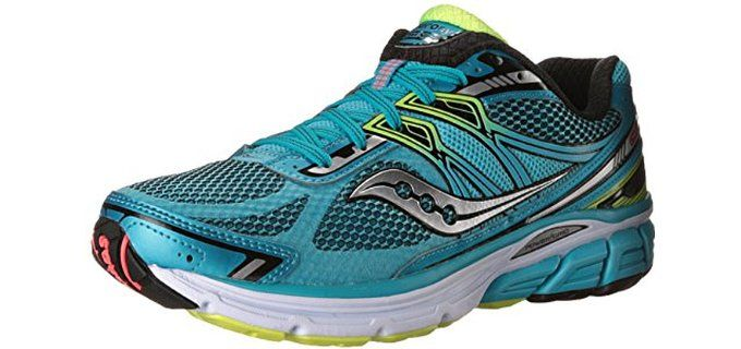 3b60dad3fb Saucony Women's Omni 14 Running Shoes for Over Pronation | Best ...