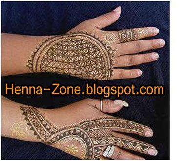 Henna Zone صور نقش حناء 15 Mehndi Designs For Hands Mehndi Designs Henna Designs Hand