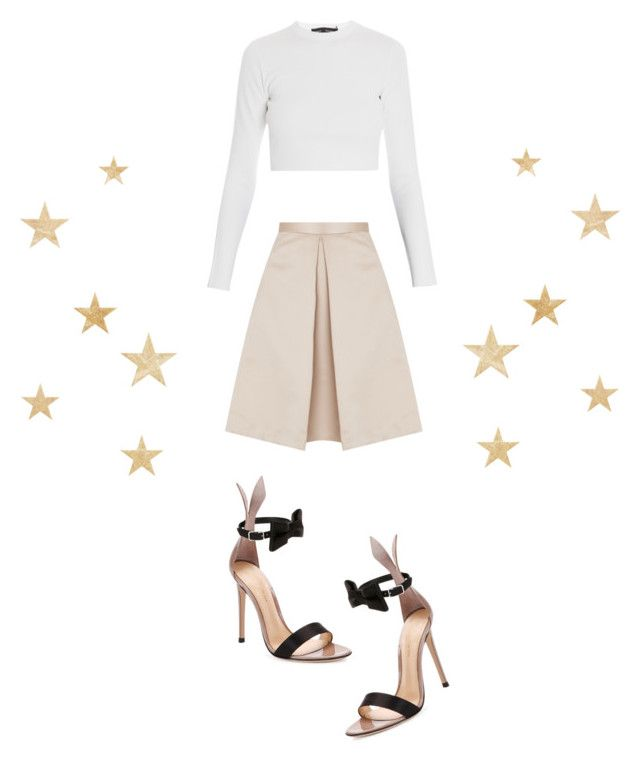 """Starry Eyed"" by xsarahpx ❤ liked on Polyvore"
