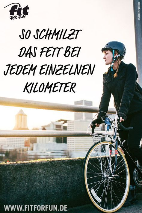 Jetzt Weg Mit Dem Fett Fahrrad Fahren Abnehmen Fahrrad Fahren