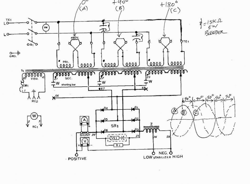 Welding Hine Wiring Diagram