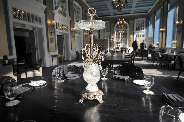 French Kitchen Opens Promisingly In The Lord Baltimore Hotel