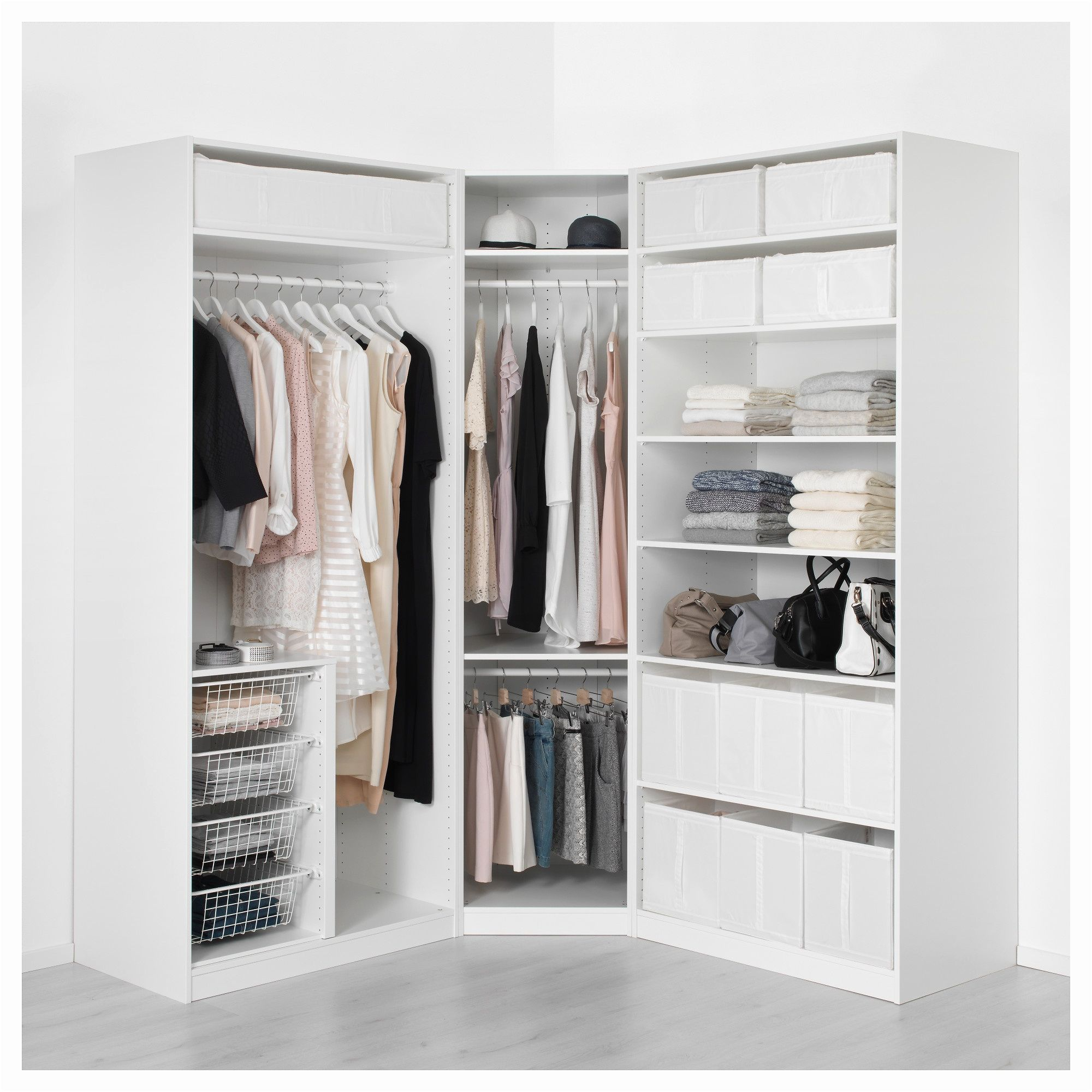 Ikea Dressing Angle 10 Créatif Armoire Dressing Angle Meuble Pax Wardrobe Bedroom