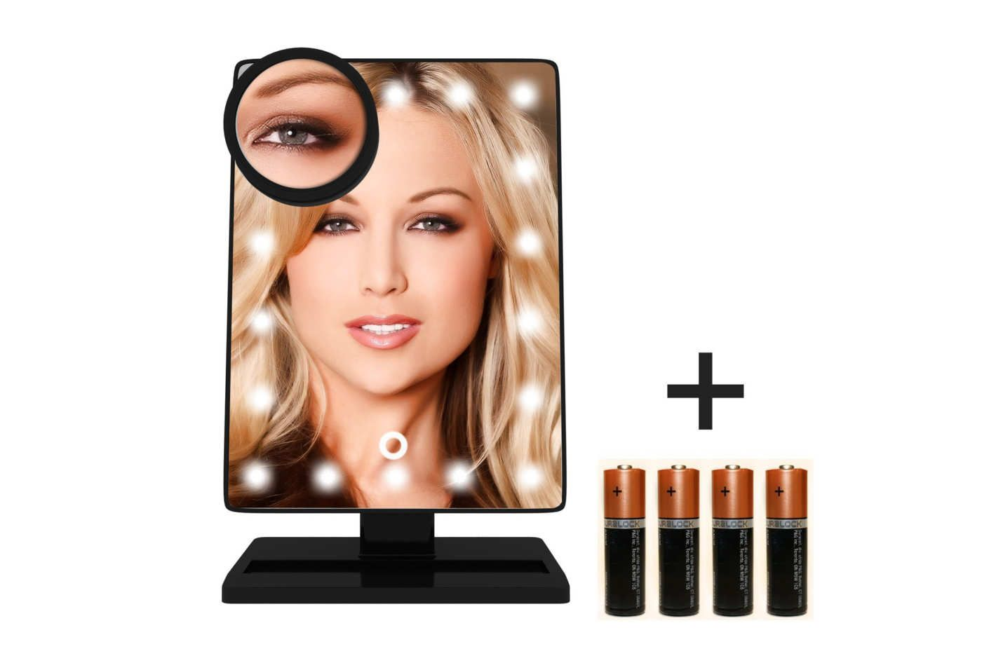 The Best Lighted Makeup Mirrors On Amazon According To Reviewers Makeup Mirror With Lights