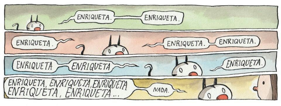 Enriqueta...