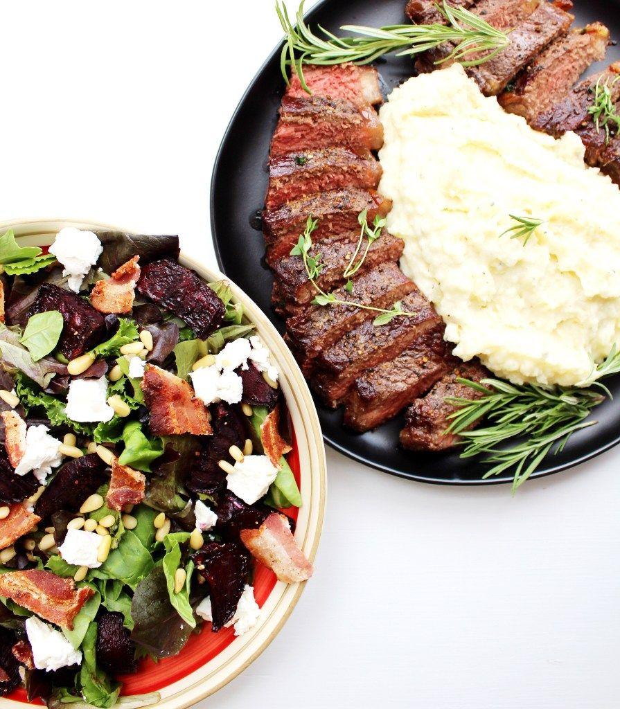 Reverse Seared Steak Cooking Method – The Bettered Blondie