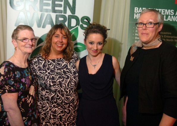 Companies compete to be area's greenest #lancashiregreenawards