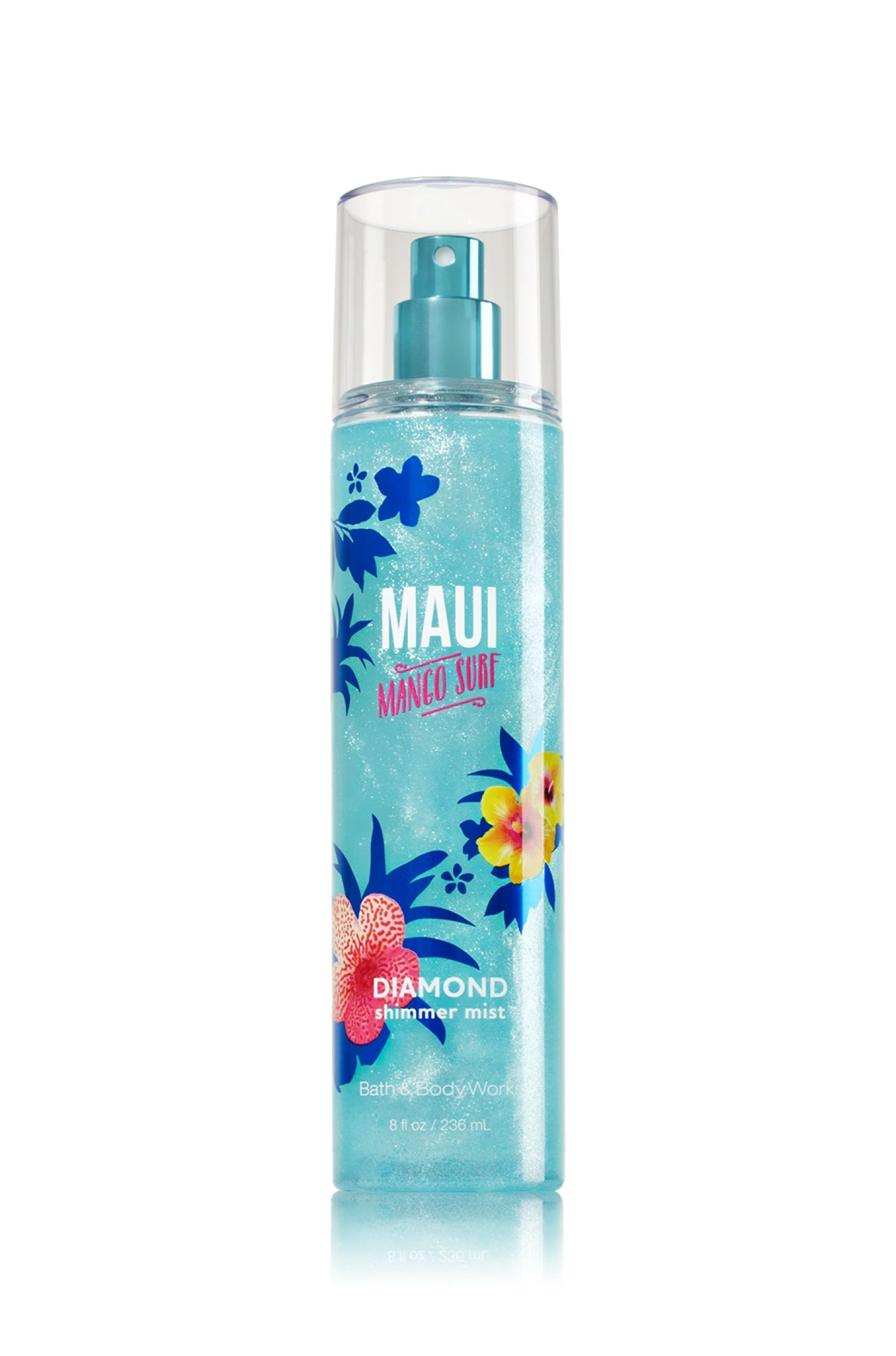 Mango Surf maui mango surf diamond shimmer mist - signature collection - bath