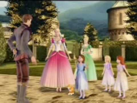 Barbie Y Las 12 Princesas Bailarinas 1 8 Audio Latino Youtube 12 Dancing Princesses Barbie 12 Dancing Princesses Barbie