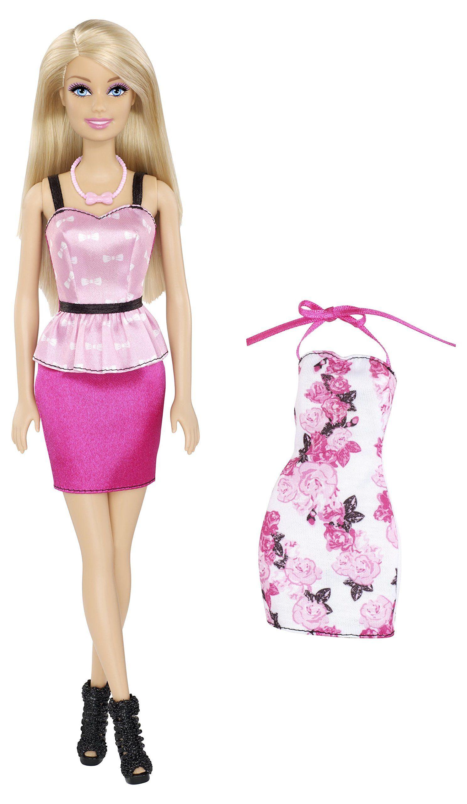 Barbie - Muñeca fashion Barbie (BLR72)