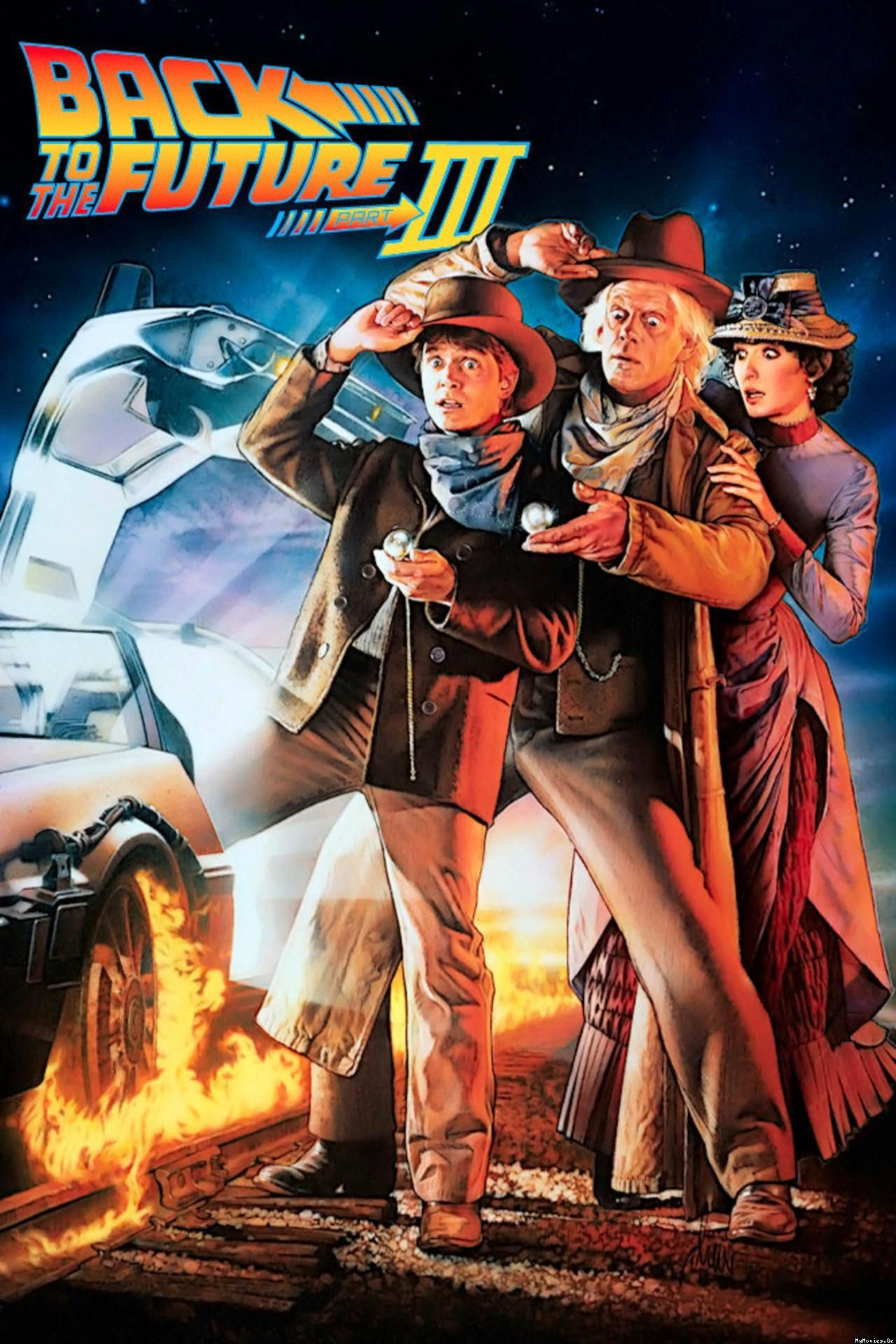 Back To The Future 720p Collection – Geleceğe Dönüş 1-2-3 ...