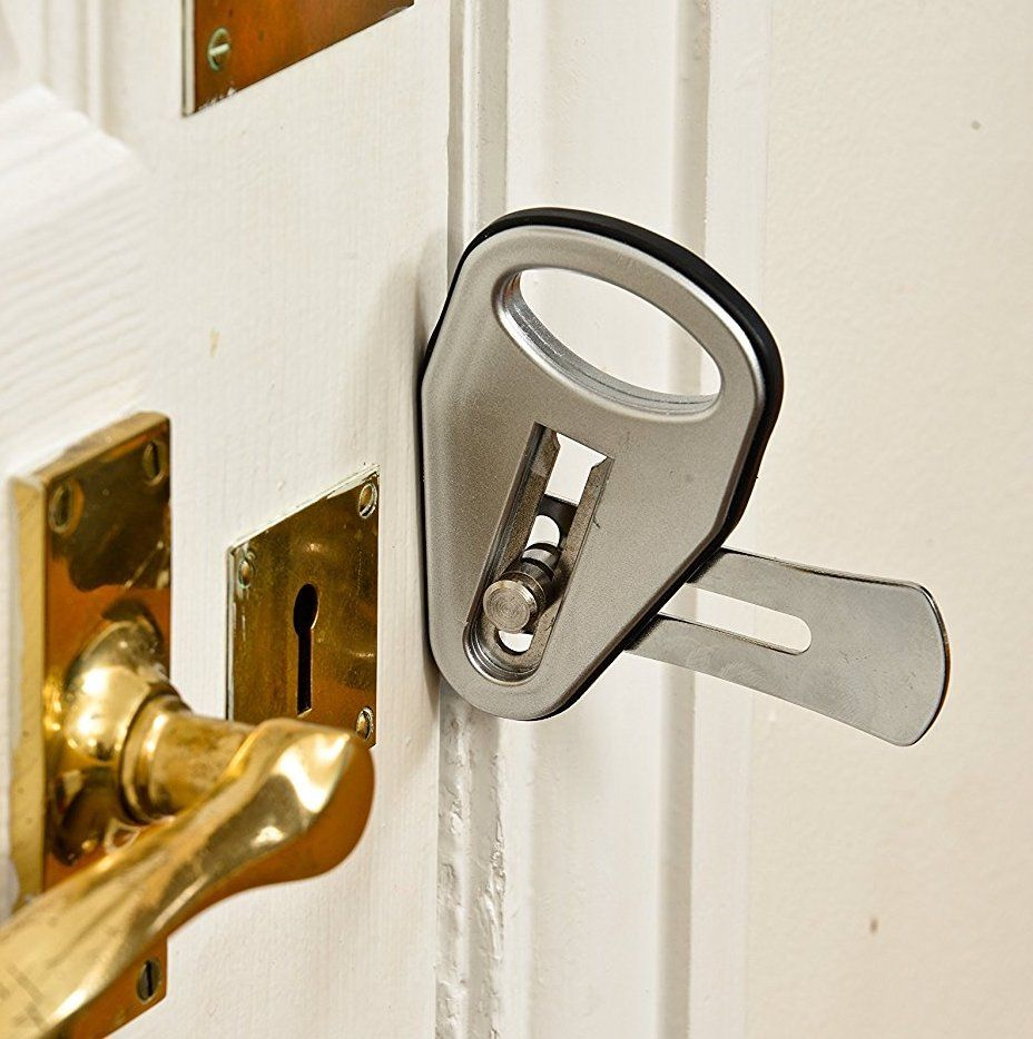 Strong Portable Door Lock Cool Gadgets To Buy Cool Things To Buy Unique Gadgets