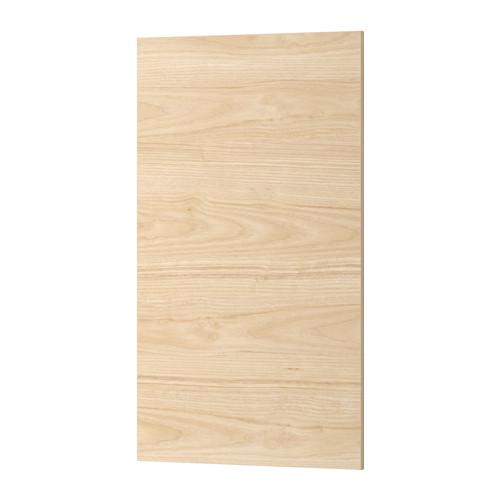 Askersund Facade Pour Lave Vaisselle Frene Effet Frene Clair 45x80 Cm Ikea Cuisine Ikea Et Lave Vaisselle
