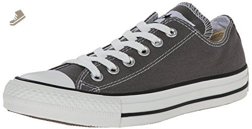 ed3f82dc44d96a Converse Unisex Chuck Taylor Ox Old Old Silver Basketball Shoe 10 Men US    12 Women US - Converse chucks for women ( Amazon Partner-Link)