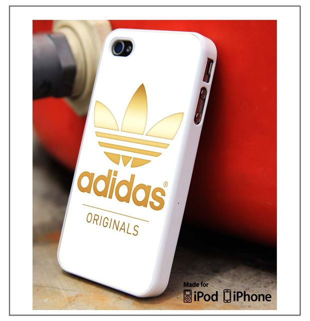 Adidas Gold Logo Iphone 4s Iphone 5 Iphone 5s Iphone 6