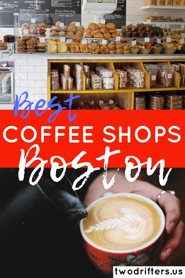 A Few of the Best Coffee Shops in Boston