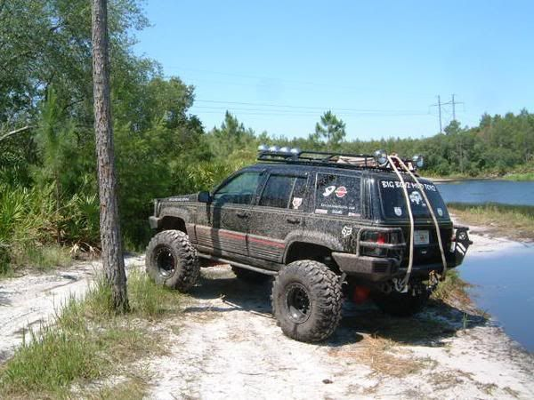 Lifted Zj S And Wj S Picture Thread Jeep Zj Offroad Jeep Lifted Jeep