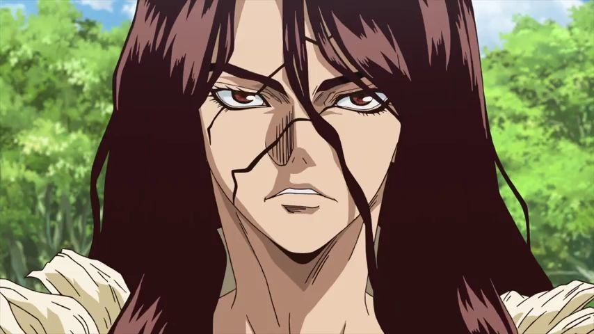 Tsukasa Shishio | Dr. Stone | Anime, Stone, Turn to stone