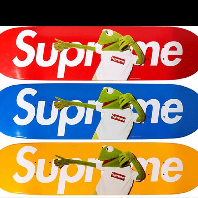 supreme kermit deck