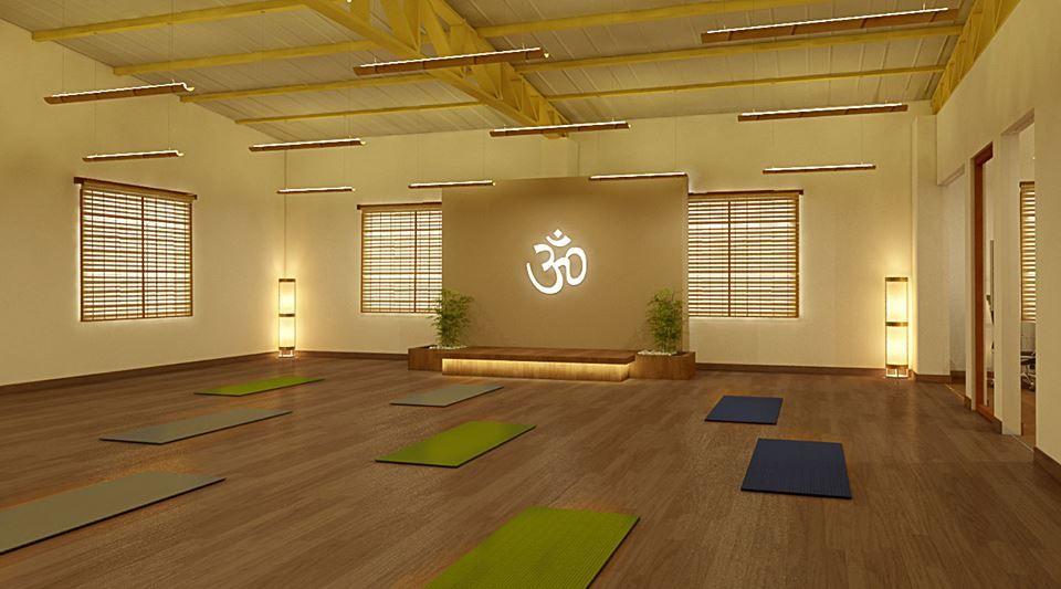 136 1 Yoga Studio India Yoga Studio Interior Yoga Studio