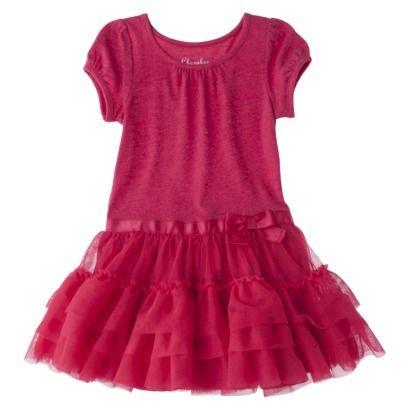 Cherokee® Infant Toddler Girls' Empire Dress