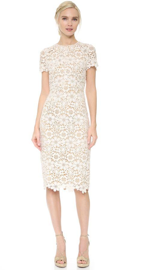 0a6145e1df6 Shoshanna Beaux Lace Dress
