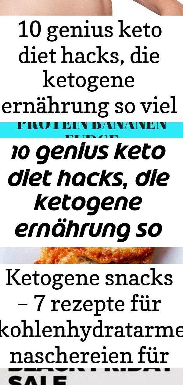 10 Genius Keto Diet Hacks, die ketogene Ernährung so viel einfacher machen - #einfacher #ernahrung #...