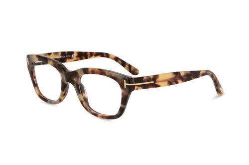 Tortoise Shell Eyeglasses by Tom Ford. #bobbingents