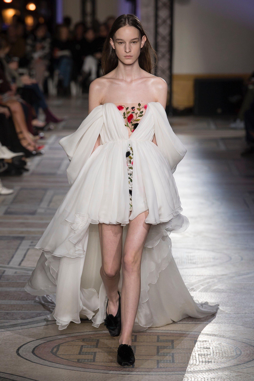 Giambattista Valli Spring 2018 Couture Fashion, Fashion