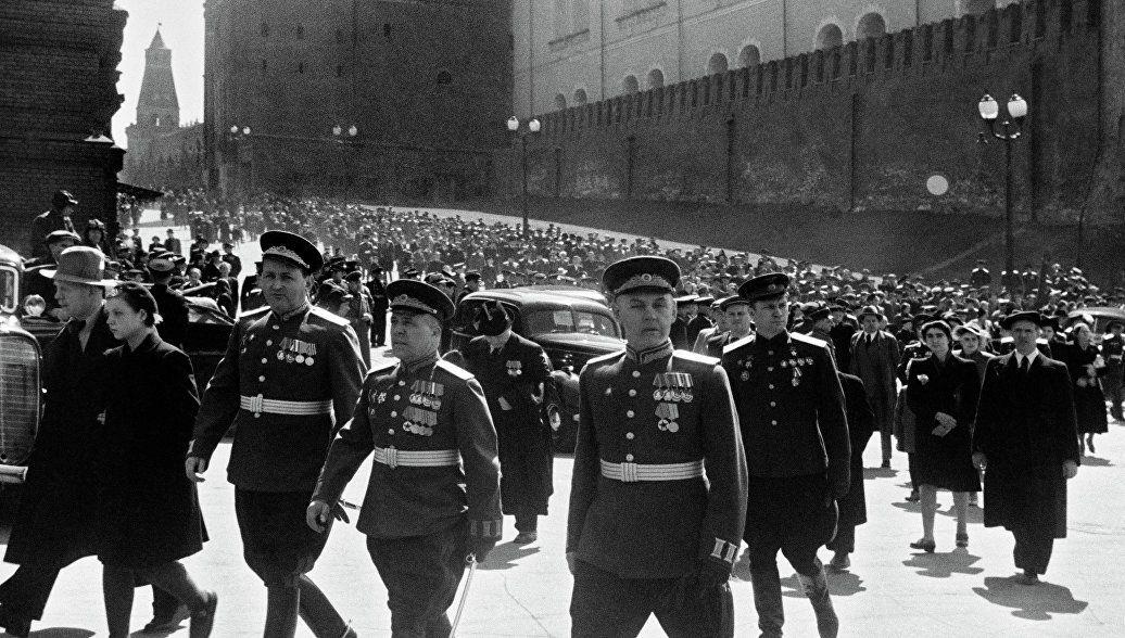 День победы 1945 картинки, день