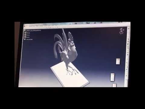 L'impression 3D en bronze-inox : Une fabuleuse histoire de patience et de technique. | Aux Merveilles d'Alice #3Dprinting