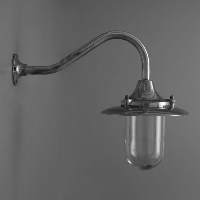 Vintage aluminium swan neck light | Retro Lighting | Lighting ...