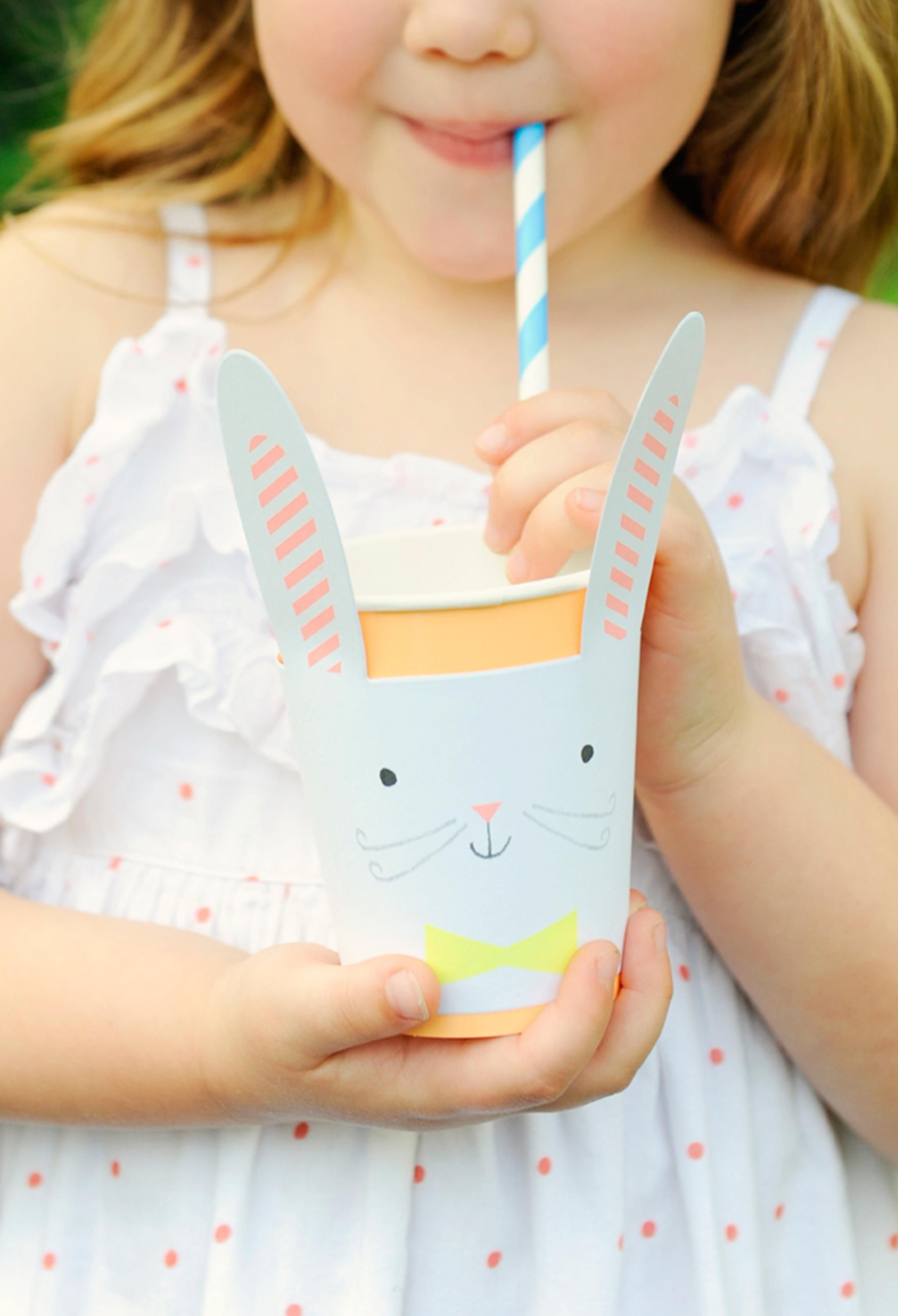 Kids' Easter Bunny Cup