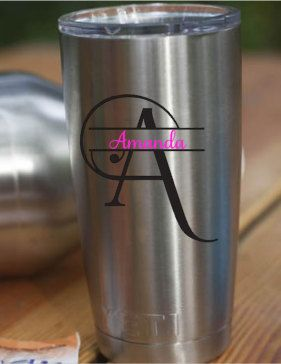 Custom Vinyl Decals For Yeti Cups Custom Vinyl Decals - Custom vinyl decals for cups