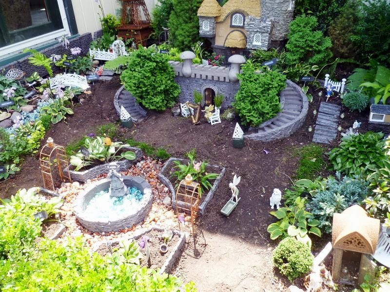 Ideas For Fairy Gardens 40 magical diy fairy garden ideas Find This Pin And More On Mini Gardens Fairy Garden Ideas