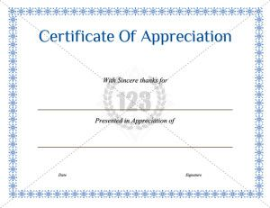 Appreciation certificate archives 123 certificate templates appreciation certificate archives 123 certificate templates 123 certificate templates yadclub Gallery