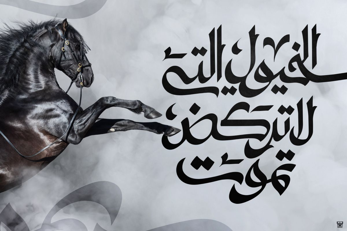 الخيول التي لا تركض تموت Love Quotes Wallpaper Calligraphy Quotes Wallpaper Quotes