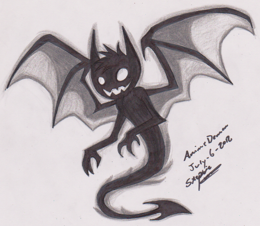 cute demon drawing - Google Search | Amazing Drawing ...
