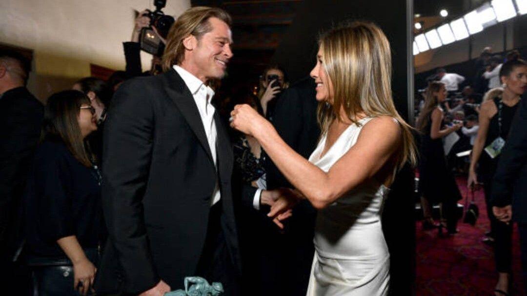 Https Imagesvc Meredithcorp Io V3 Jumpstartpure Image Url Https Cf Images Us Eas Brad Pitt And Jennifer Brad Pitt Jennifer Aniston Jennifer Aniston Wedding