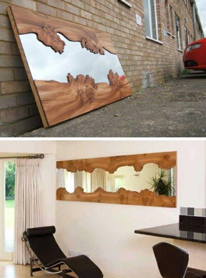 diy m bel ideen und vorschl ge die sie inspirieren k nnen pinterest spiegel mit rahmen. Black Bedroom Furniture Sets. Home Design Ideas