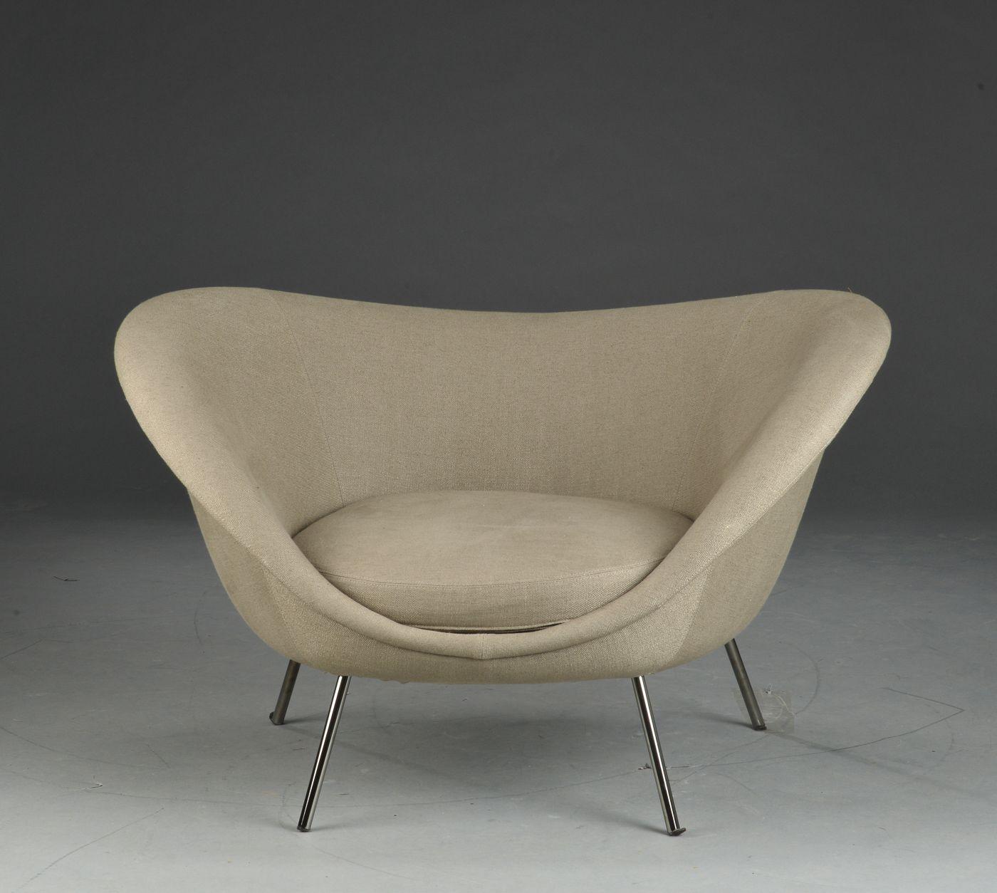 Gio ponti 39 d 154 2 39 lounge chair molteni italy - Gio ponti mobili ...
